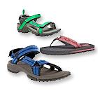 Lækre sandaler til en varm sommerdag (foto: eventyrsport.dk)